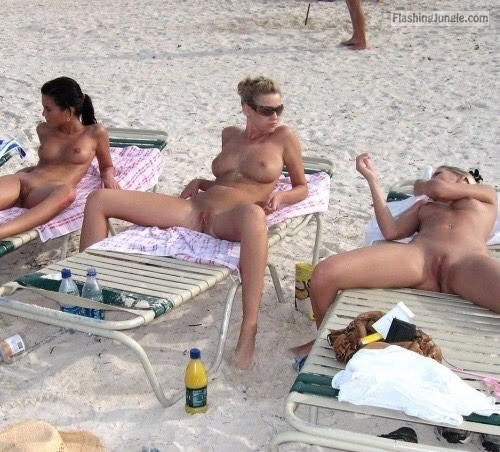 Erection public beach boner