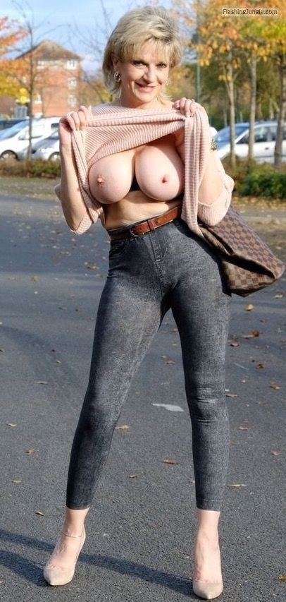 Mature flashing public