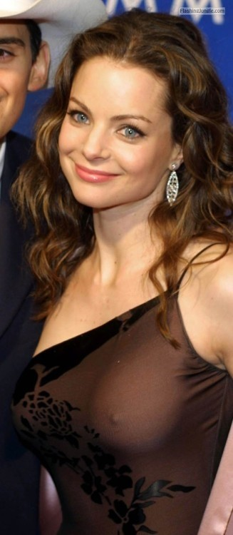 kimberly williams see through celeb nipples voyeur public flashing pokies pics boobs flash