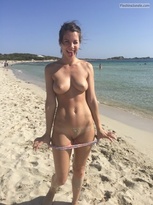 naughtybodies: Do you like this photo?  Reblog it! Do you have a... public nudity