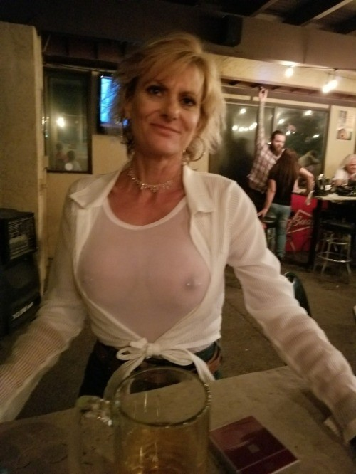 questionsandacts: See through top at the neighborhood... public flashing