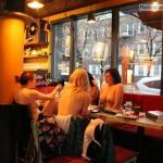 Monthly meeting of the Nude Book-of-the-Month Club…