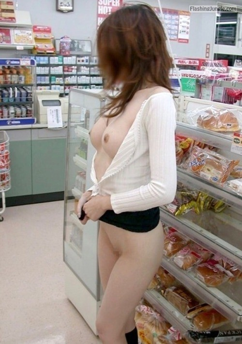 Public Flashing Pics