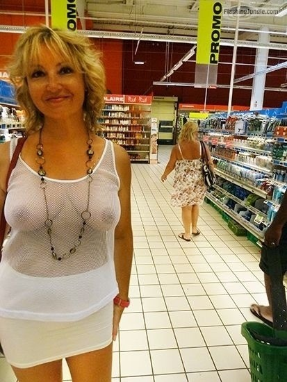 robtouch: WOW! Would love to suck those awesome tits!! public flashing