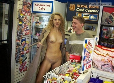nakedwomenoutdoors: For hot public nudity clips, Please check... public nudity