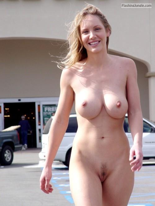 publicnuditygirls:Amateurs Showing off in Public... public nudity