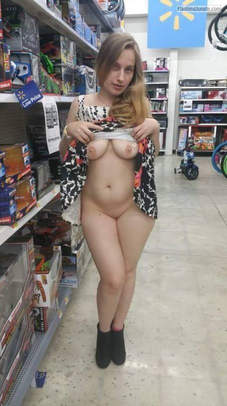 Blond stor tit pussy