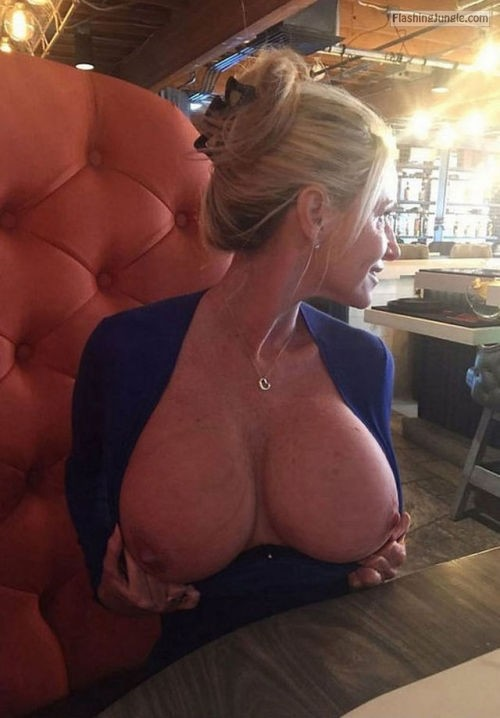Massive Tits Of Mature Hotwife Boobs Flash Pics, Hotwife -3212