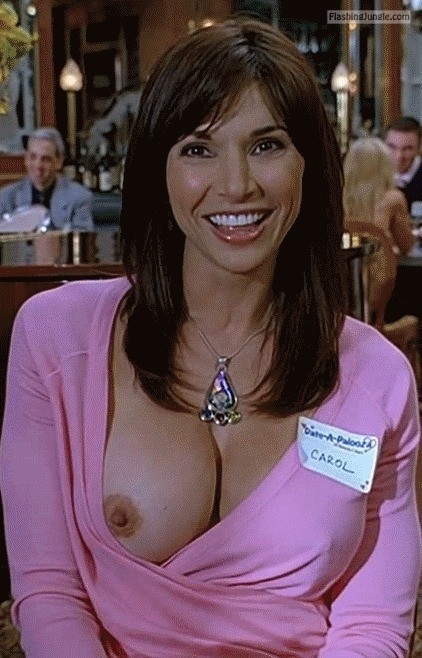 image Kimberly page boob slip the 40yearold virgin 2005