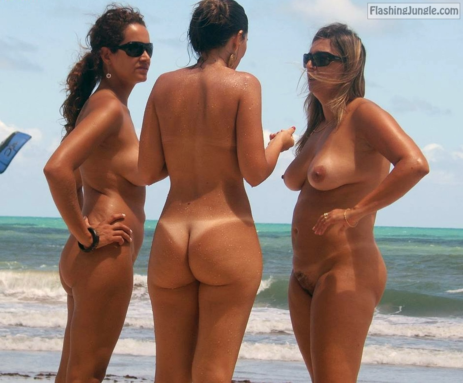 French Beach Nude