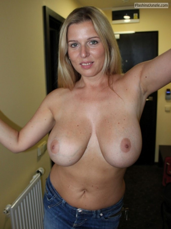 Large natural breasts tumblr