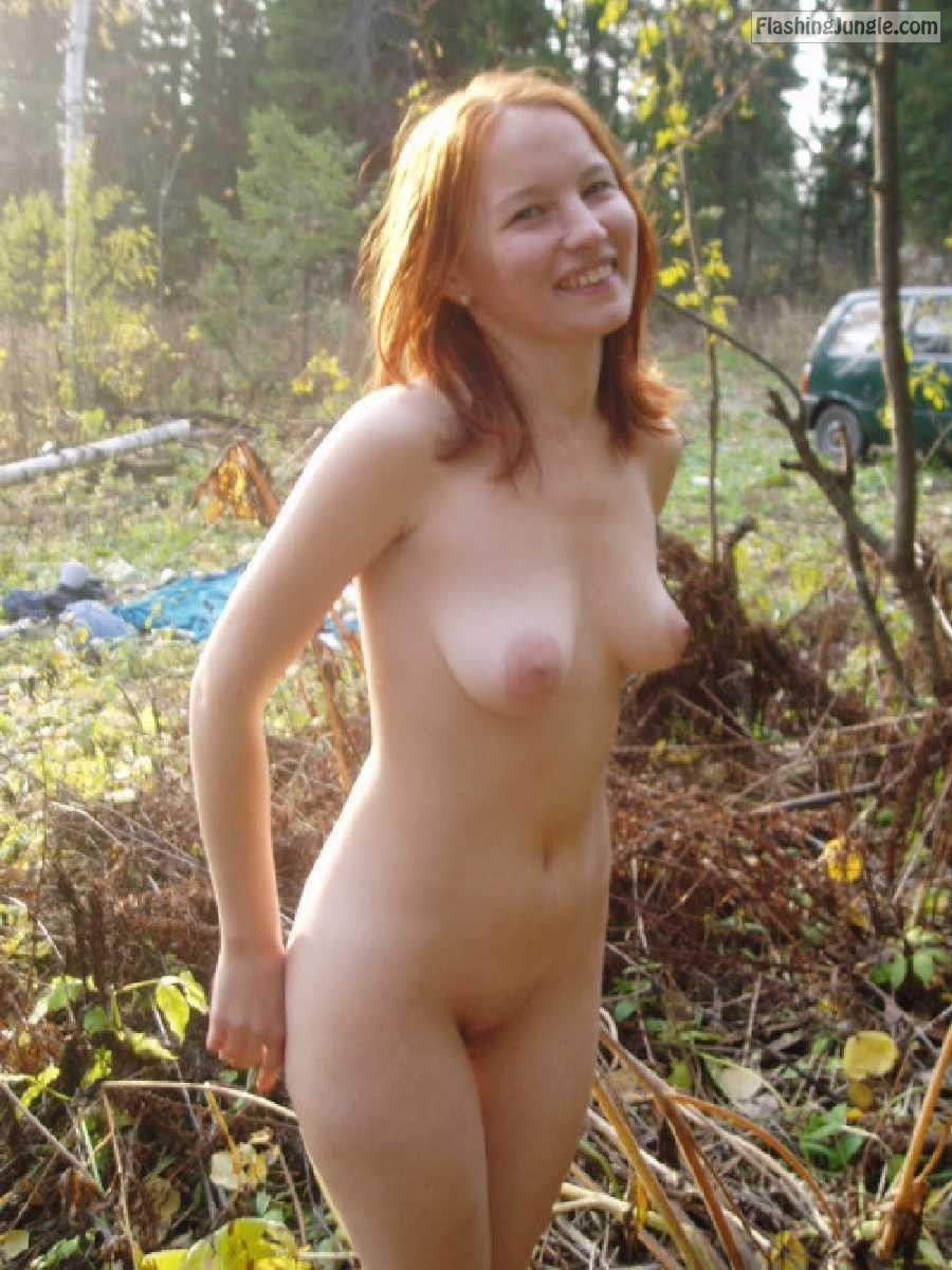 Naked Teen Spread Legs No Panties Pics, Public Nudity Pics -2783