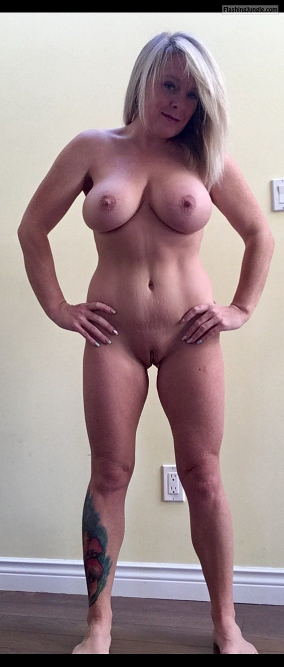 Nudity milf