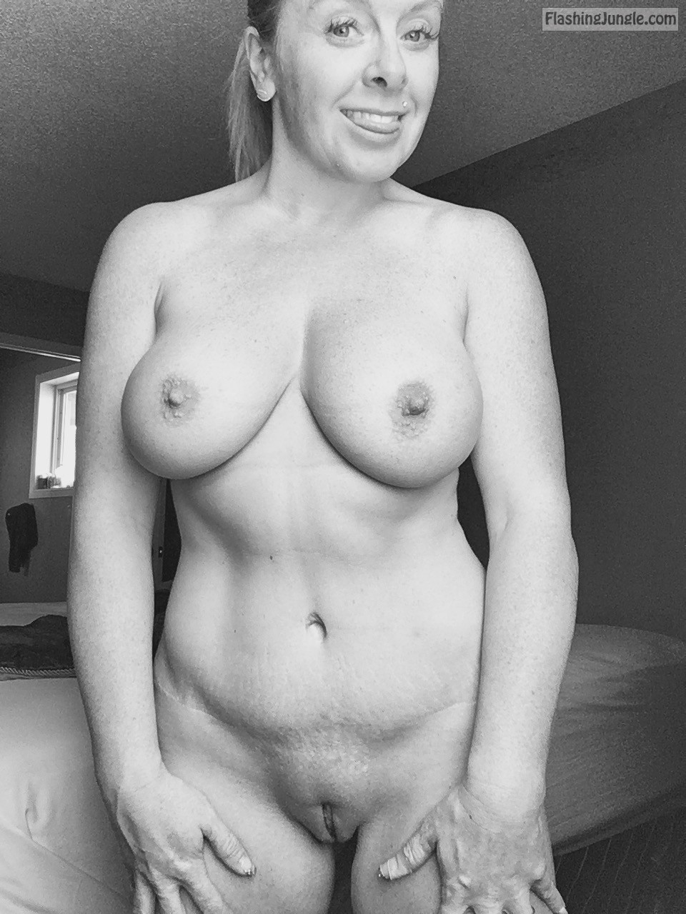 Exact My busty naked wife