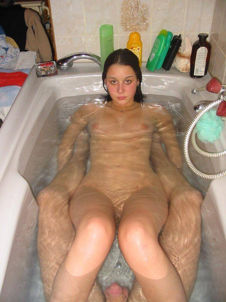 Bathtub nude
